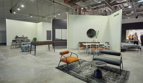 International Furniture Fair Singapore: Trendspotting With Designers