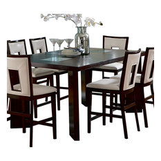 Steve Silver Company   Delano Counter Height Dining Table With 18