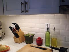 Lowes Or Home Depot Basic White Subway Tile