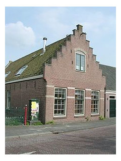 Dutch Gable Roof
