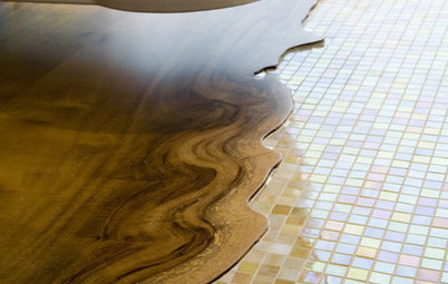 20 Great Examples of Transitions in Flooring