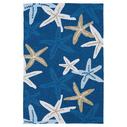 Beach Style Outdoor Rugs by Kaleen Rugs
