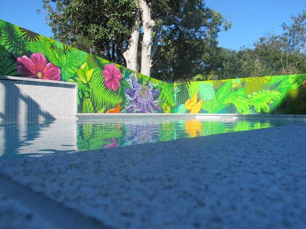 Contemporary  by Graffiti Murals