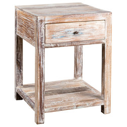 Farmhouse Side Tables And End Tables by C.G. Sparks