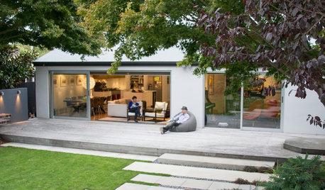 6 Designer Backyards That Make Living Outside Lovely