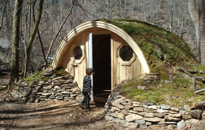 Hobbit Houses to Rule Them All