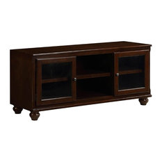 ACME Dita TV Stand Walnut