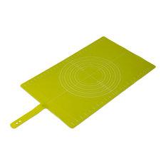 Joseph Joseph Roll-Up Green Silicone Pastry Mat