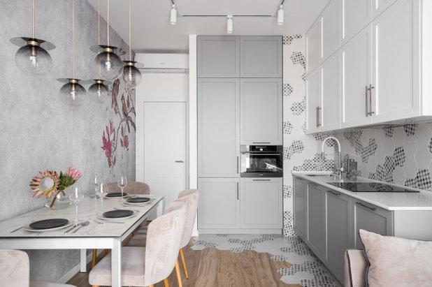Неоклассика Кухня by Дизайн студия Нечаев и Сенчугов