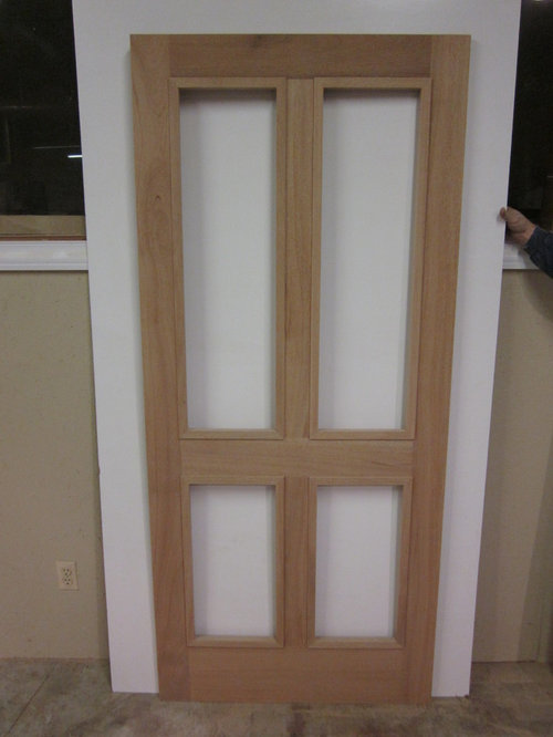 Ideal Legacy Chippendale Storm/Sceen Doors CA99