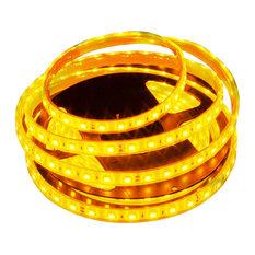 Waterproof 5050 72W LED Strip Light, Amber