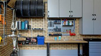Как нам обустроить гараж