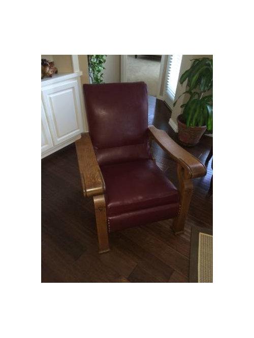 Antique Morris Chair Thoughts