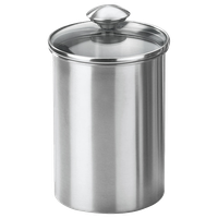 nu steel 4QT Stainless Steel Food Storage Container