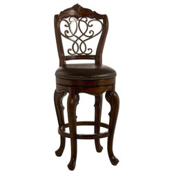 Victorian Bar Stools And Counter Stools by Hillsdale Furniture