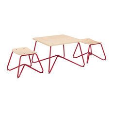 Modern Kids Table and Chair Sets Houzz