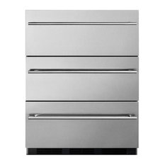 Commercial 3-Drawer, Refrigerator for Ada SP6DSSTBOS7THINADA