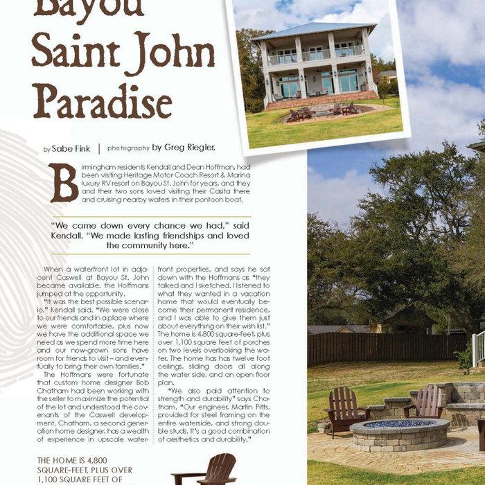 Saint John Paradise