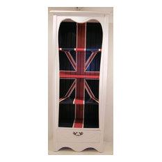 Union Jack Bookcase