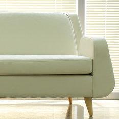 Dwell Leather Sofa   Bravo Series   Sofas