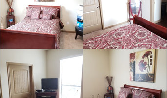 Houston, TX - Guest Room - Before