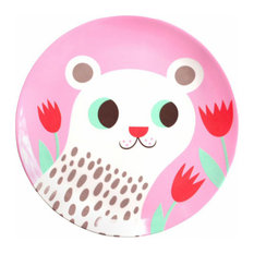 Helen Dardik Melamine Plate Polar Bear Pink - Baby Cups and Dishes  sc 1 st  Houzz & 50 Most Popular Modern Kidsu0027 Cups and Dishes for 2018   Houzz