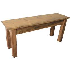 Farmhouse Dining Benches by Ezekiel & Stearns