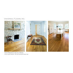 Quarter Sawn White Oak With Character