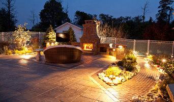 Greensburg Outdoor Living Area