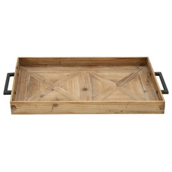 Transitional Serving Trays by ergode