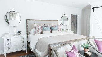 Modern Ranch Abode- Master Bedroom