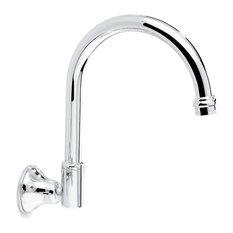 - Faucet Strommen, Cascade Sink Outlet Wall - Utility Sink Taps