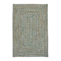 Colonial Mills, Inc - Corsica Rug, Seagrass, 2'x3' - Outdoor Rugs