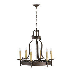 Cyan Design 04604 Turner Chandelier
