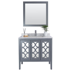 Transitional Bathroom Vanities And Sink Consoles by LAVIVA