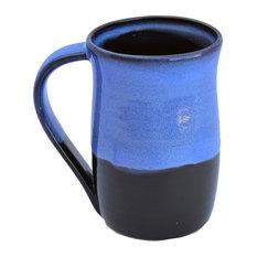 Large Tankard, Garcia Blue Glaze