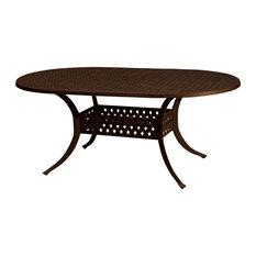 """Kokomo Oval Dining Table, 72"""""""