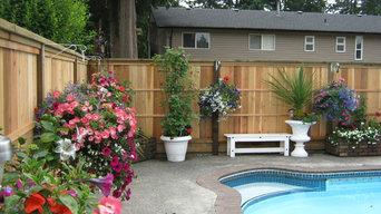 Foley style fence