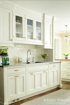 Best Backsplash To Go With Cream Cabinets