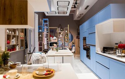 Muebles de cocina: ¿Cuáles serán las tendencias en 2017?