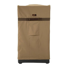 Classic Accessories - Classic Accessories 55-046-042401-00 Hickory Square Smoker Cover, Large - Grill Tools & Accessories