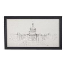 U.S. Capitol Wall Art