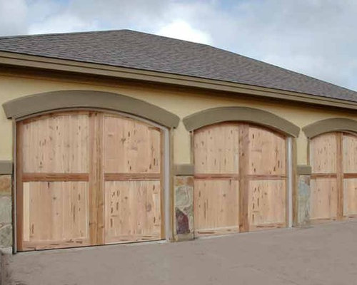 Luxury high end garage doors High end front doors