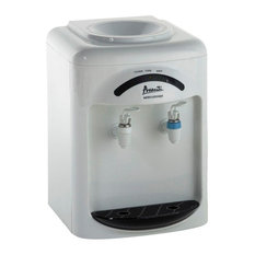 Avanti Thermo-Electronic Cold and Room Temperature Water Dispenser in White