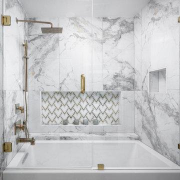 Dallas Jack & Jill Guest Bath Remodel