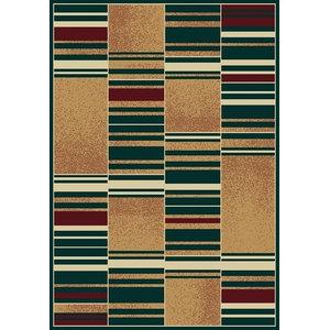Hearthside Hs7463 Multi Color Southwestern Rug Rustic
