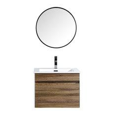 The Ivy Single Bathroom Floating Vanity 24-inch