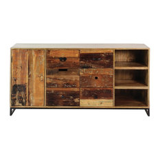 Woodland Wooden Sideboard