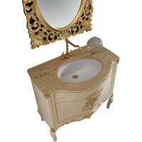 "Monaco 36"" Gold Bathroom Vanity Set"