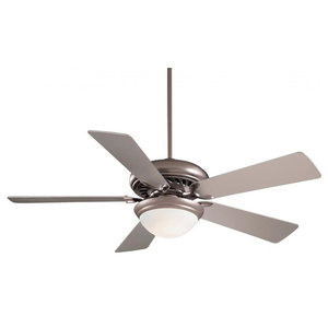Minka Aire Como Ceiling Fan Brushed Nickel Transitional Ceiling Fans By Better Living Store